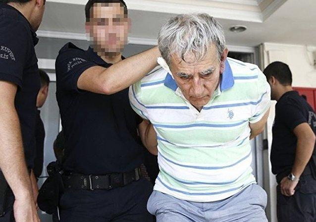 Akın Öztürk, ex-commandant de l'Armée de l'air turque