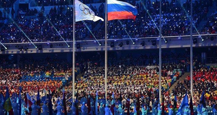 Des athlètes russes