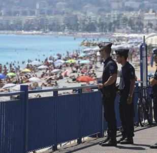 police de Nice