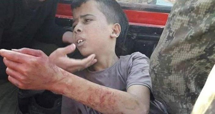 Opposition modérée ou Daech? Un groupe rebelle décapite un garçon