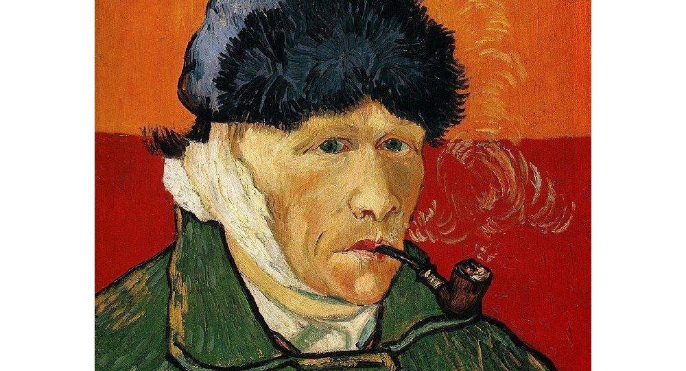 A la recherche de l 39 oreille coup e de van gogh sputnik france - Peintre qui s est coupe l oreille ...