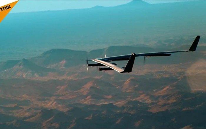 Le drone solaire de Facebook a réussi son premier vol