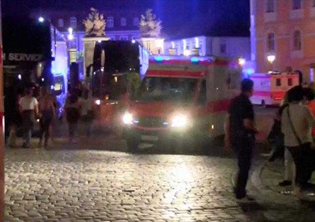 Allemagne: ce qu'il faut savoir sur l'attentat d'Ansbach