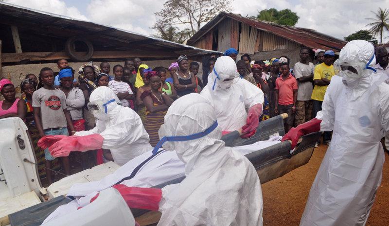 Ebola: 7.693 décès sur 19.695 cas recensés (OMS)