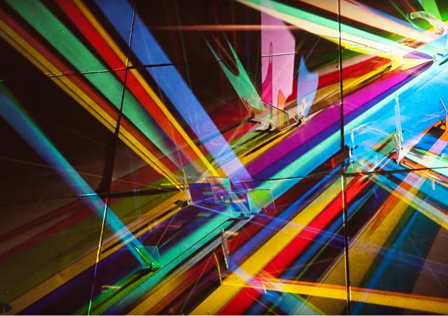 Peinture à la lumière, Stephen Knapp