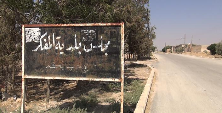 L'armée syrienne prend sous son contrôle un point stratégique après l'autre dans le désert de Syrie