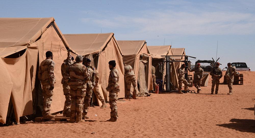 soldats français en Libye