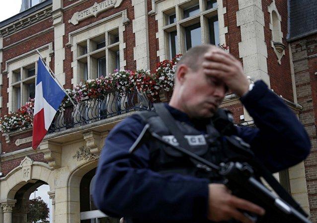 Une attaque terroriste déjouée en France