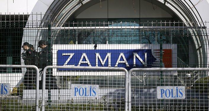 Turquie: mandats d'arrêt contre 47 ex-employés du quotidien Zaman