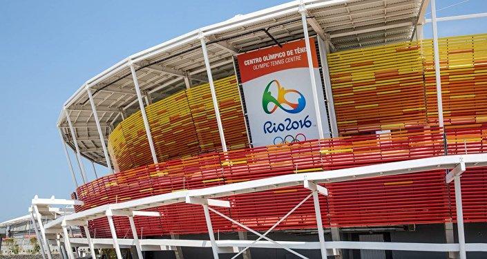 Le Village olympique de Rio de Janeiro