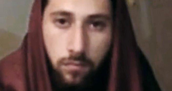Abdel Malik Petitjean, un des participants à l'attaque dans l'église de Saint-Etienne-du-Rouvray