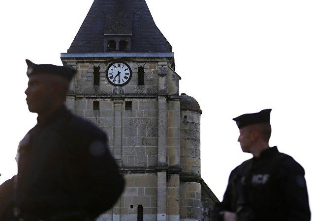 Egilse de  Saint-Etienne-du-Rouvray