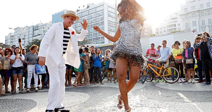 Rio: la capitale pittoresque des JO prête à accueillir ses invités