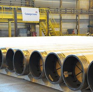 Tubes pour le Turkish Stream