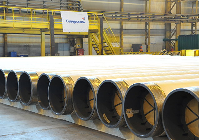 Tubes pour le Turkish Stream