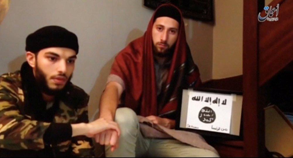 Le deuxième djihadiste de Rouen menace la France dans une nouvelle vidéo