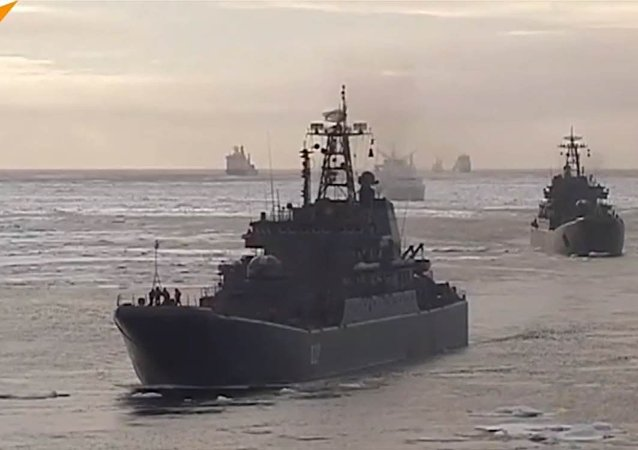 La Russie célèbre la Journée de la marine