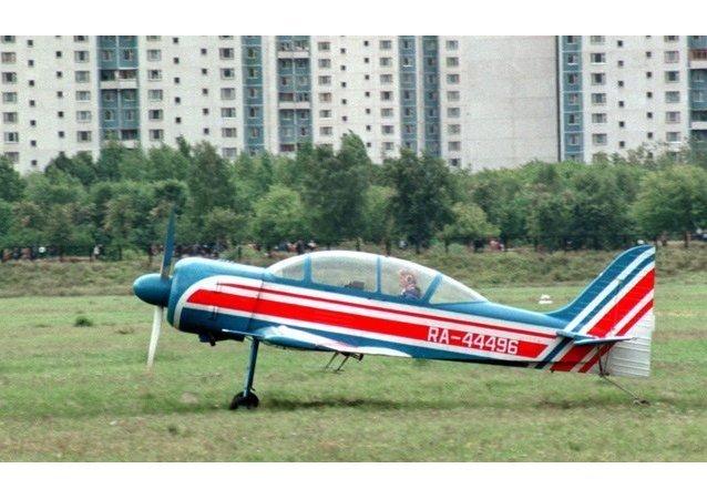 Un avion léger