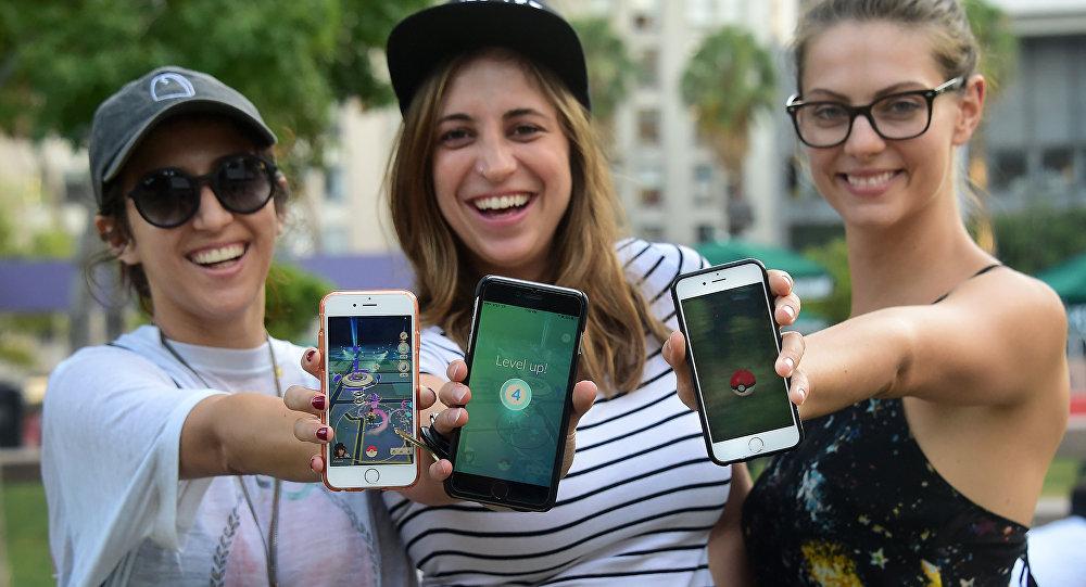 Des joueurs de Pokémon GO