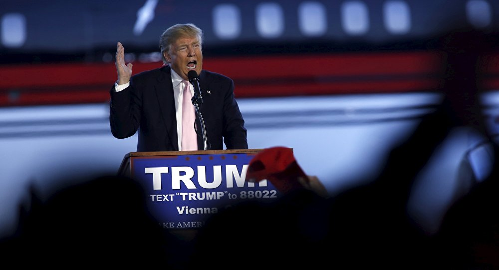 La théorie selon laquelle Trump peut dépasser Clinton va-t-elle devenir réalité?