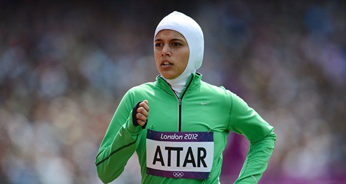 Sarah al-Attar. Archive photo