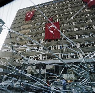 Ankara après le putsch