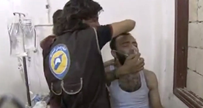 Les conséquences d'attaque chimique en Syrie