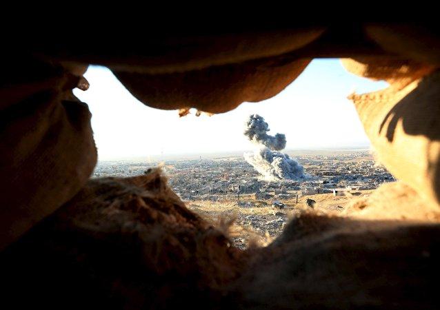 Libération de Sinjar