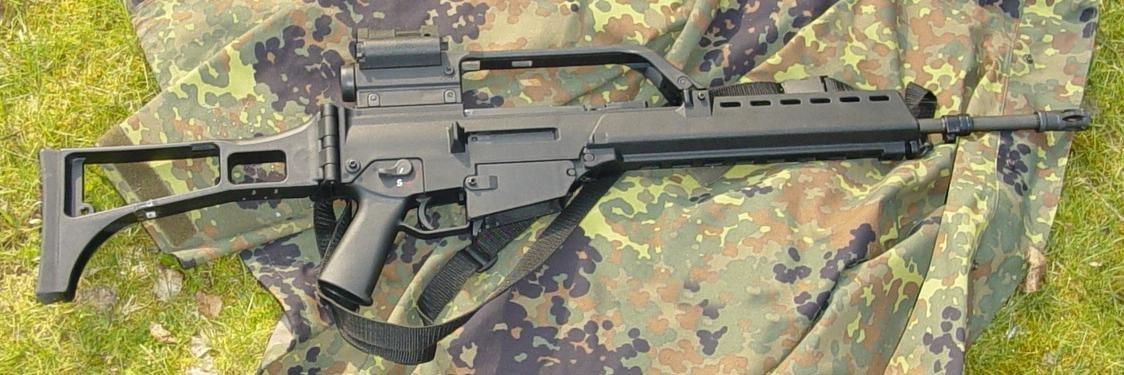 Le HK G36