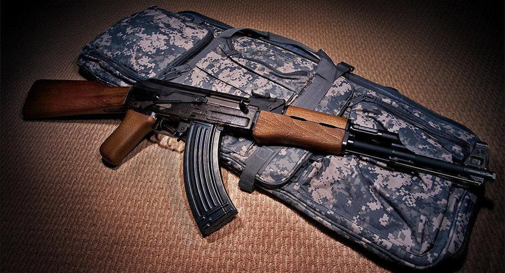 Un AK-47