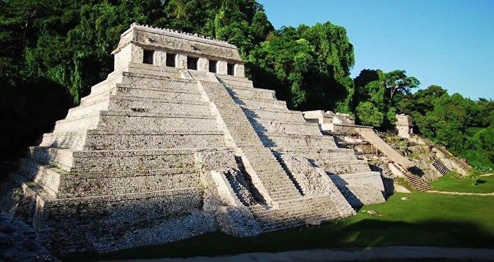 Hallazgo en Templo de las Inscripciones de Palenque