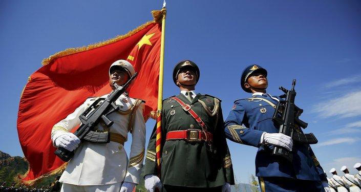 La Chine redoute-t-elle une révolution de couleur?