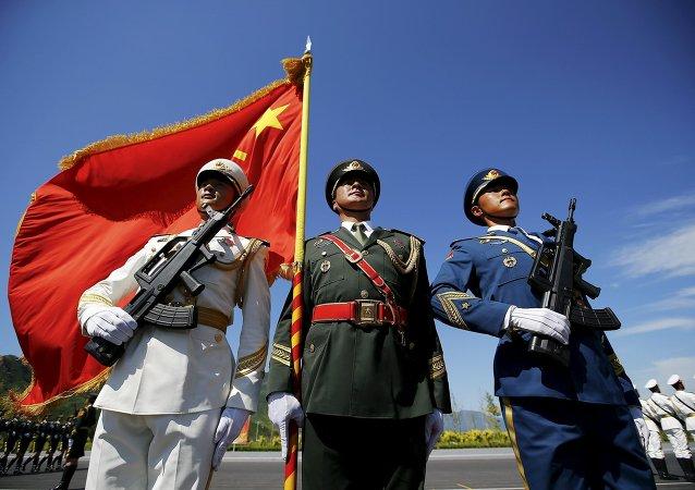 Chine, armée