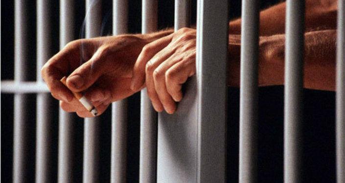 Prison. Image d'illustration
