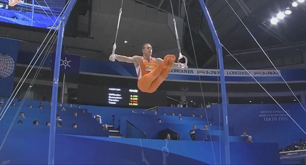 JO 2016: un gymnaste néerlandais renvoyé de Rio pour une nuit d'ivresse