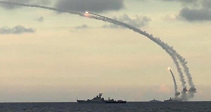 des missiles de croisière Kalibr-NK