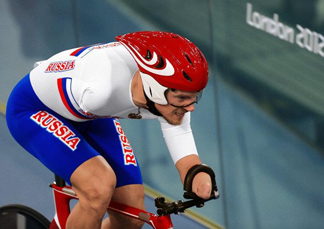 Alexei Obydennov, paralympique russe