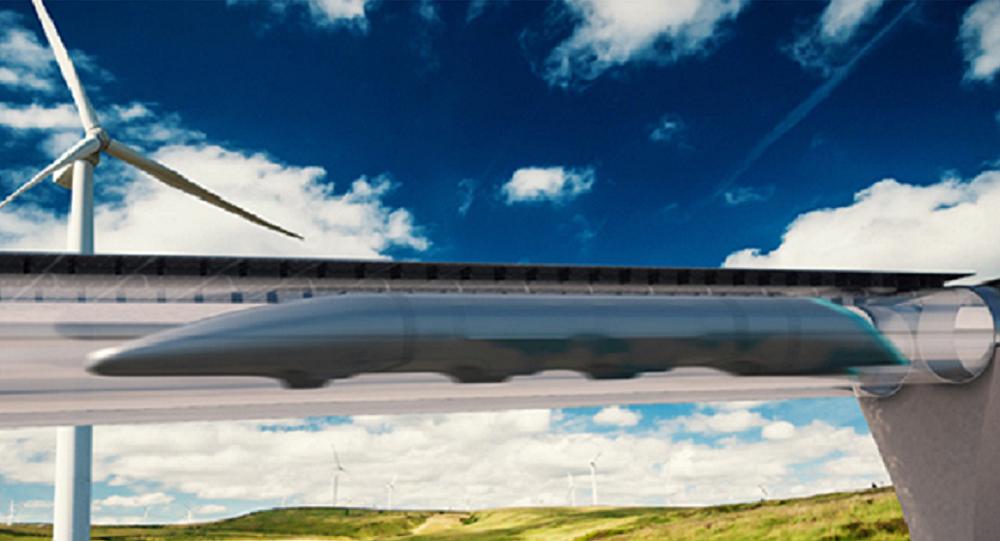 Le système Hyperloop
