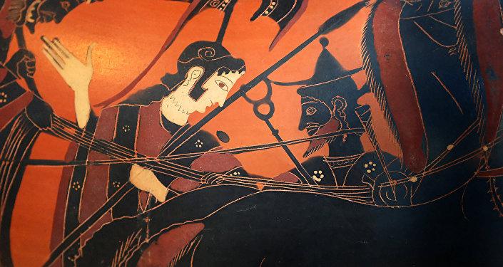 Les Grecs antiques