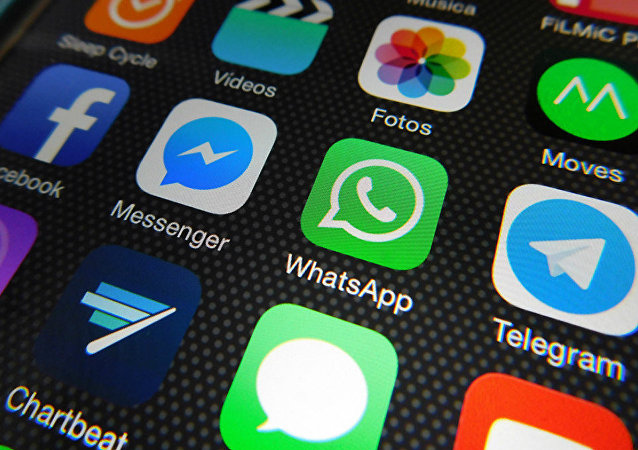 Des messageries Whatsapp, Facebook Messenger, Telegram, Messages