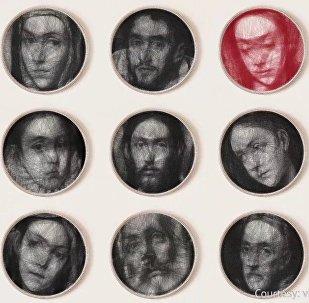 Quand la peinture de la Renaissance ne tient qu'à un fil
