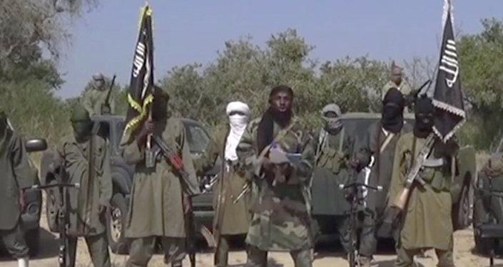 Djihadistes de Boko Haram