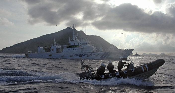 La Chine accuse le Japon de se préparer à la guerre