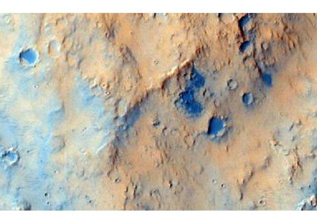 De magnifiques photos qui prouvent que Mars n'est pas la planète rouge