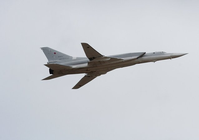 Des bombardiers russes Tu-22M3 à long rayon d'action
