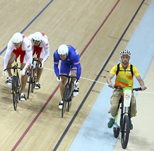 Cycling Track - Men's Keirin Second Round