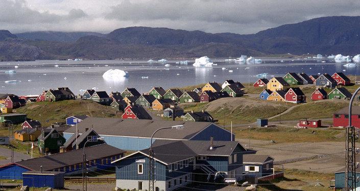 Le Groenland du sud