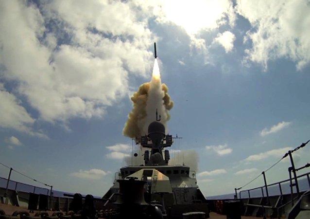 Des missiles de croisière russes