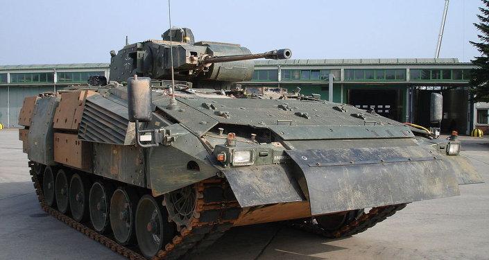 véhicule de combat d'infanterie Puma