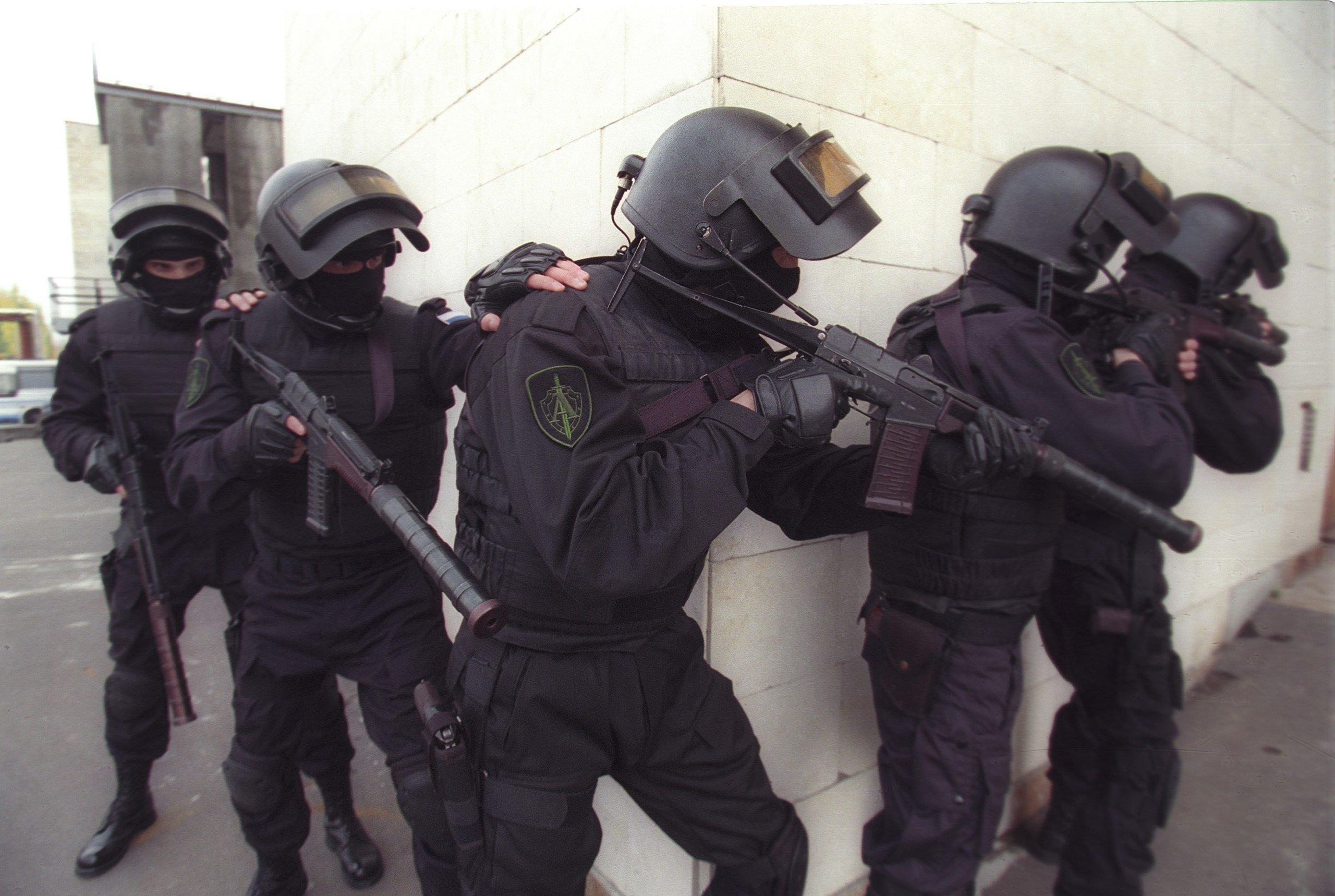 Alpha ou groupe A est une unité d'élite menant des opérations spéciales pour prévenir des attentats ou encore libérer des otages